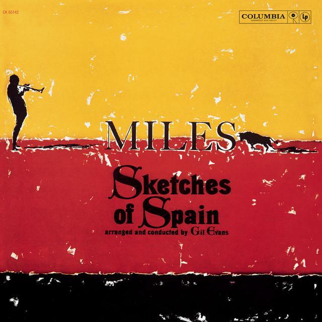 画像: 『Sketches of Spain (Mono Version)』 (モノラル、アコースティック、大編成、スタジオ) mora.jp