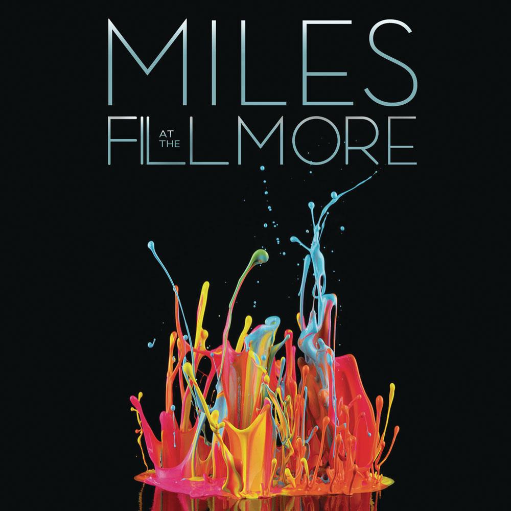 画像: 『Miles at The Fillmore: Miles Davis 1970: The Bootleg Series, Vol. 3』 mora.jp