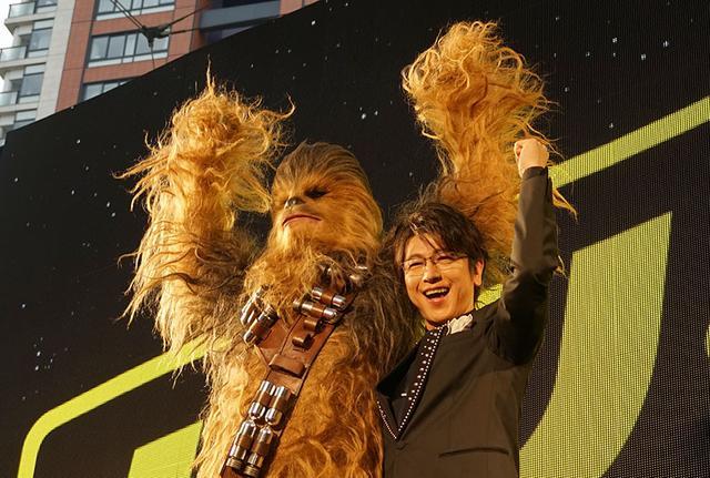 画像: 既に試写を観た及川さんは、「『帝国の逆襲』が好きな人にはたまらない」とコメントしてくれた