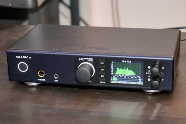 画像: SSO新製品レビュー:RMEのDAC「ADI-2 DAC」は音源に含まれる情報を余すことなく忠実に再現する逸品 | Stereo Sound ONLINE