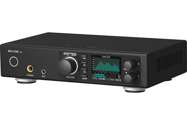 画像: RMEがUSB DAC&ヘッドホンアンプ「ADI-2 DAC」を発売。プロ用で培ったノウハウをコンシューマー機に投入。15万円 | Stereo Sound ONLINE
