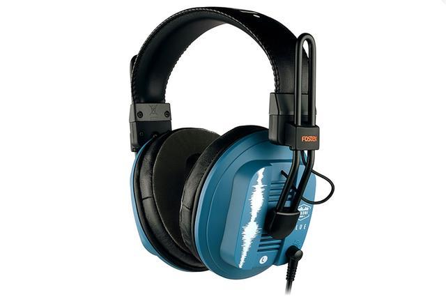 画像: フォステクスとDekoni Audioがコラボしたヘッドホン「T50RPmk3 DEKONI BLUE Version」。フォステクスのオンラインショップ限定で6/14より国内販売開始
