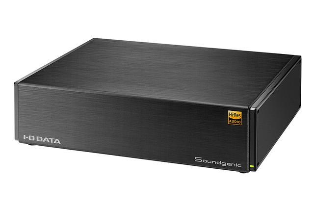 画像: I-O DATA、オーディオ用NAS「Soundgenic」シリーズ発表。fidataの技術を継承し、2TB HDD搭載で3.5万円 | Stereo Sound ONLINE