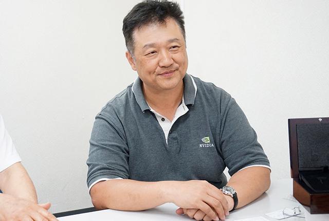 画像: オーブラボーの創業者デビッド・テン(David Teng)氏は台湾出身。現在は世界を飛び回っているそうだ
