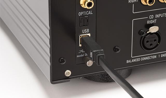 画像: アキュフェーズは増設用ボードを装着することで機能追加が可能だ。今回はDACボード(DAC40、¥80,000)を装着し、DELAと直結してみた