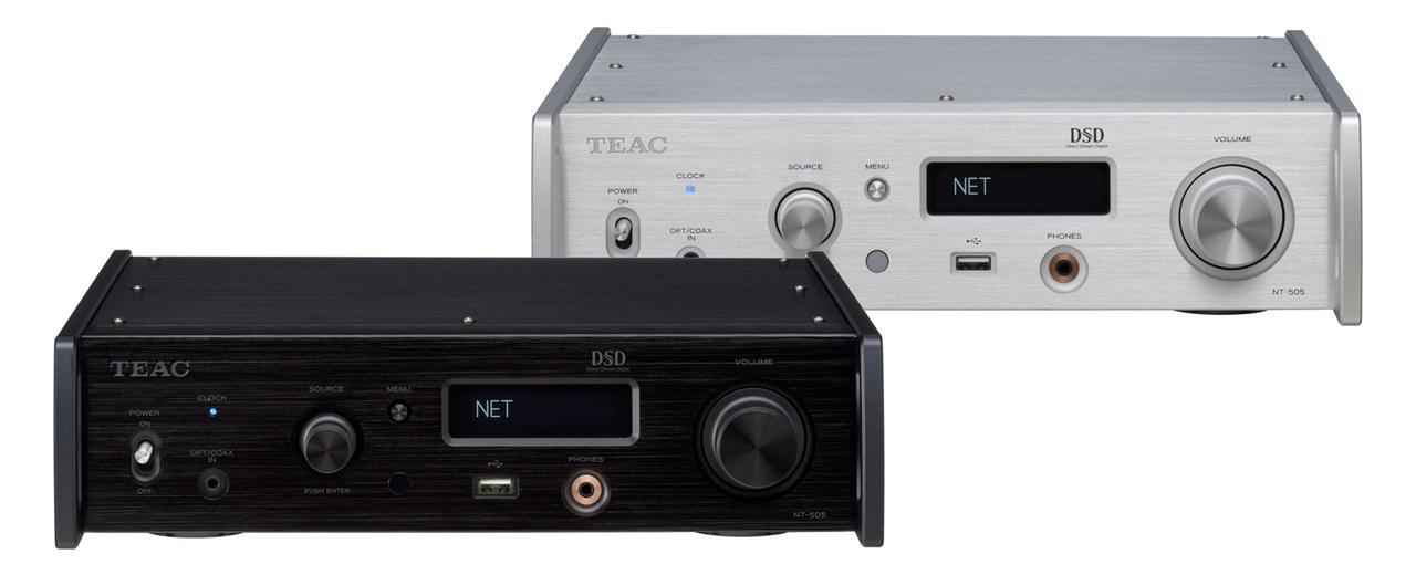 画像: NT-505   製品トップ   TEAC