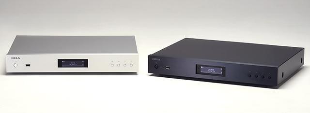 画像: N1AH20(左)、N1AH40BK(右)
