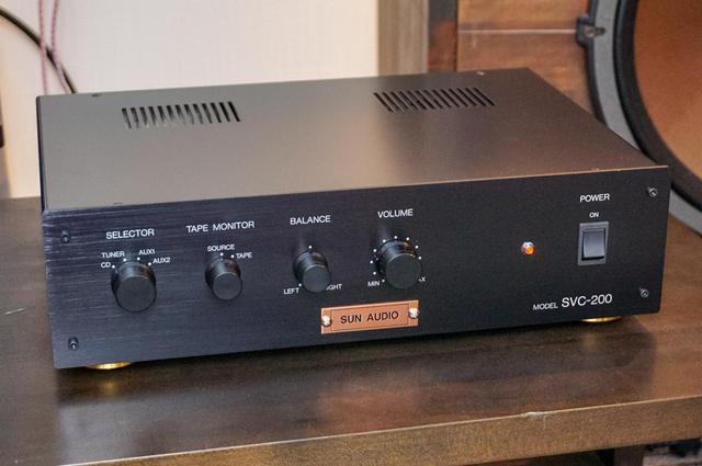 画像: SVC-200 管球王国スペシャルヴァージョン www.stereosound-store.jp