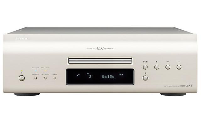 画像: USB DAC付きSACD/CDプレーヤー、デノン DCD-SX1(¥550,000、税別)