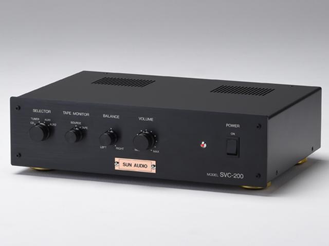 画像: Sun Audio SVC-200 管球王国スペシャルヴァージョン [完成品] (プリアンプ)