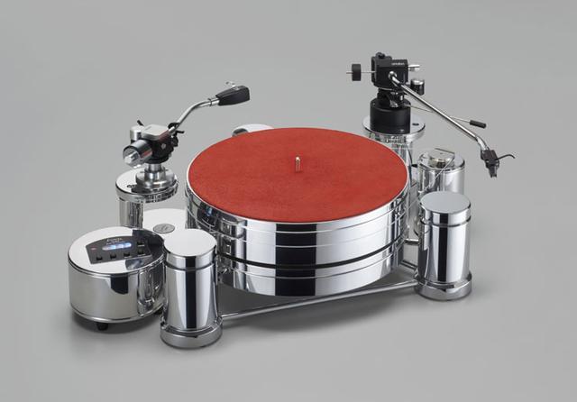 画像: Acoustic Solid、最上位機に迫るターンテーブル「Solid Edition」発売。アルミ無垢材で構成された本体は総重量28kg!