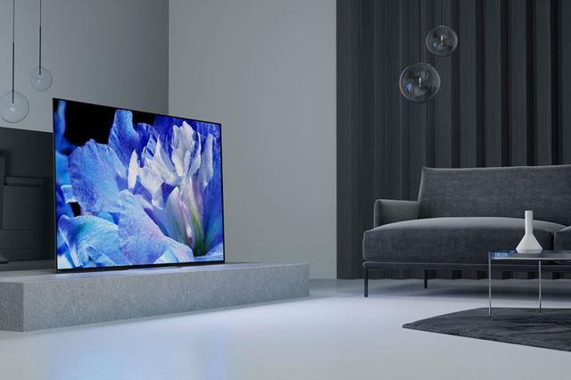 画像: ソニー、Googleアシスタントbuilt-in対応テレビ、有機EL「A8F」シリーズほか、4シリーズ14モデルを6月から発売