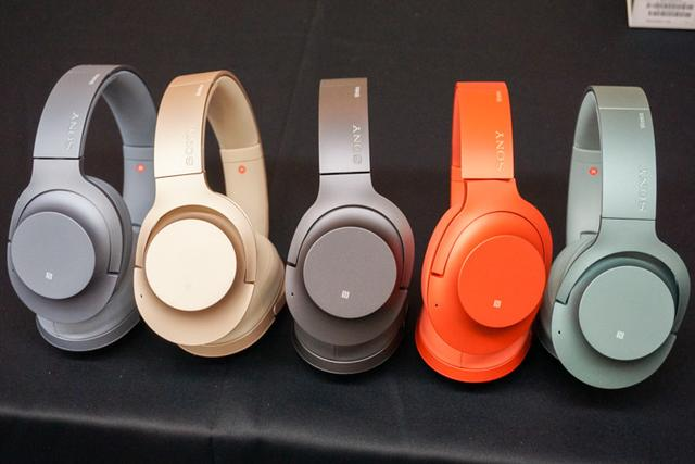 画像: ソニーからファッショナブルなヘッドホン/イヤホン「h.ear」シリーズ第2世代が登場。Bluetooth3機種、有線2機種を発売