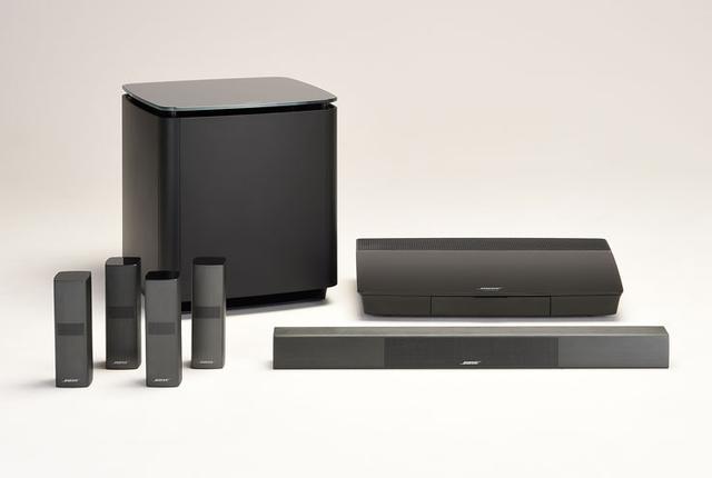画像: BOSE Lifestyle 650 home entertainment systemレビュー:5.1chサラウンドシステムのフラッグシップ
