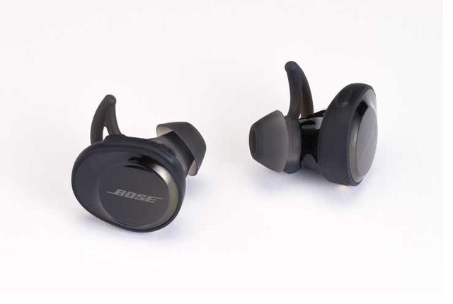 画像: BOSEの完全ワイヤレスイヤホン 「SoundSport Free」は充実の高音質。フィット感も抜群でスポーツにも使える
