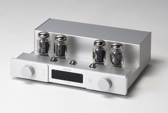 画像: オクターブ V110SEレビュー:スケール感と繊細さを併せ持つサウンドの真空管プリメインアンプ
