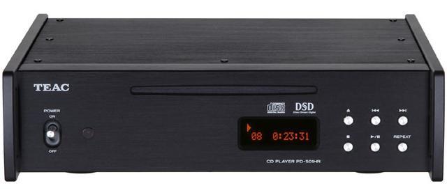 画像: ティアック、ハイレゾ再生可能なCDプレーヤーにスペシャルカラー版「PD-501HR-SE」登場。9/23より発売