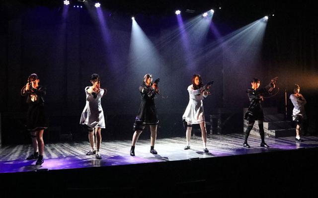 画像: アリスインプロジェクト最新舞台『続・魔銃ドナー~アーティフィシャル ダイアリシス~』、アクション満載で上演中