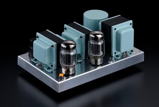 画像: 管球式シングルパワーアンプ「PLA87」が期間限定で受注生産開始。是枝重治氏がエレハモ製6550EHの特性を活かすべく設計