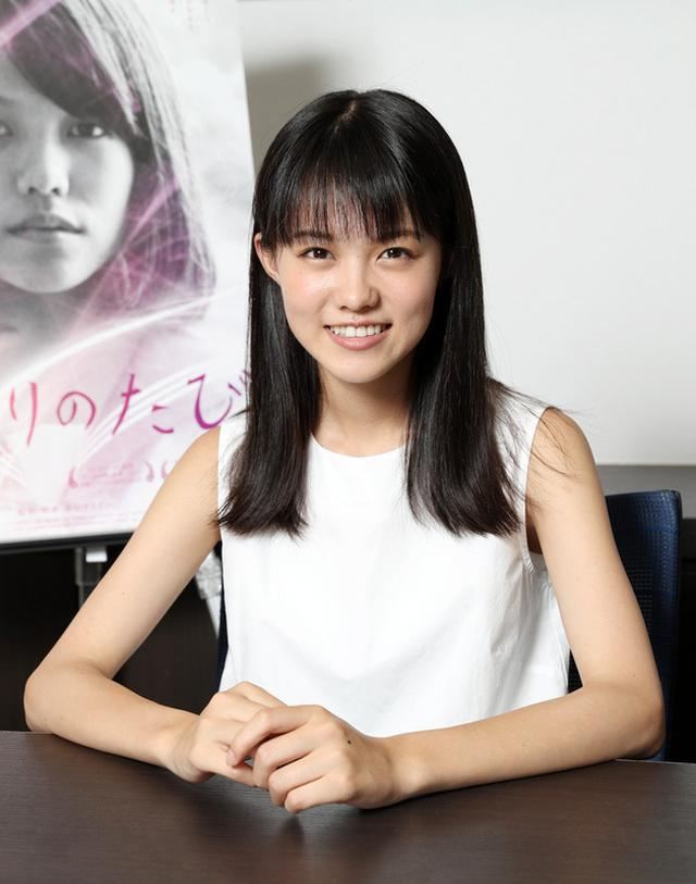 画像: 志田彩良/長編映画初主演作『ひかりのたび』、9月16日より待望の公開。芯の強い娘を熱演した