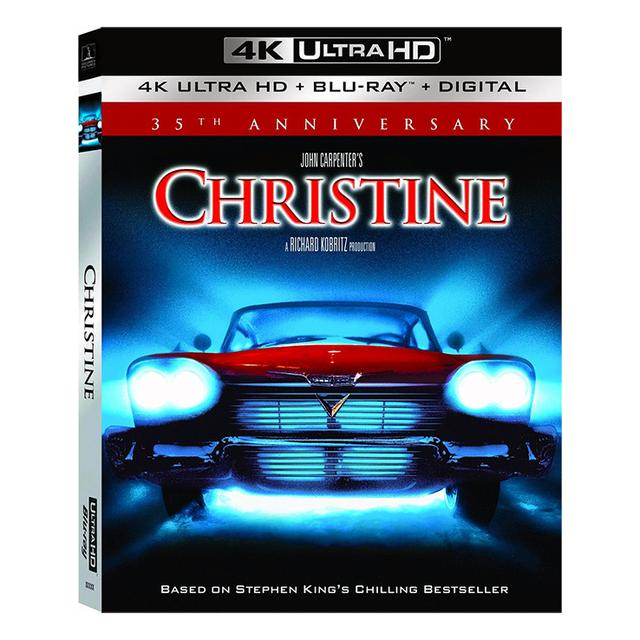 画像: 海外盤速報『クリスティーン』(1983)スティーヴン・キング×ジョン・カーペンターによるホラー【映画番長の銀幕旅行】
