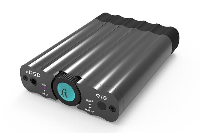 画像: iFI-Audio、DAC内蔵ポタアン「xDSD」を4/28に5.4万円で発売。小型ボディでDSD 22.6MHz、PCM 768kHzを再生