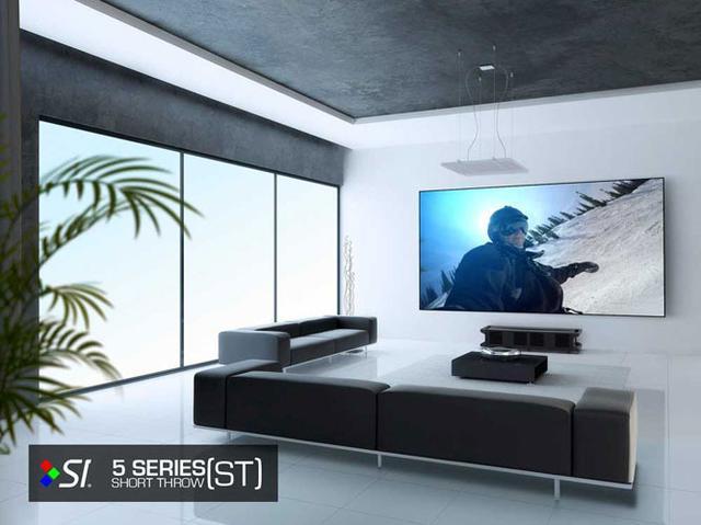 画像: キクチ、明るい部屋でも使える米スクリーンイノベーションズの近接投射写用スクリーン販売開始