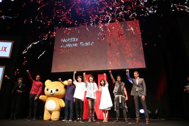画像: NETFLIX、オリジナルの新作アニメを続々配信。ポリゴン・ピクチュアズ、Production I.G作品もラインナップに!
