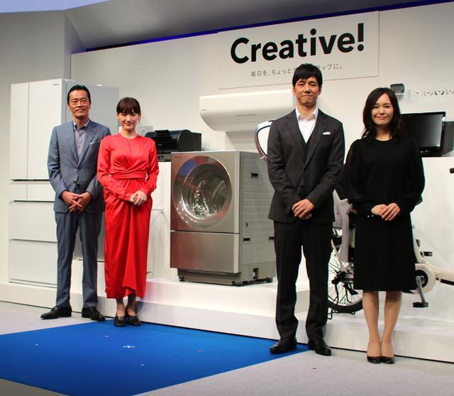 """画像: パナソニック、創業100周年を記念した製品群「Creative! SELECTION」を発表。コンセプトは""""生活にゆとり""""を"""