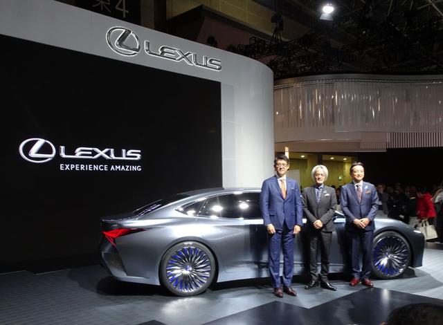 画像: 第45回東京モーターショーイベントレポ1:未来の自動車を先取りした、運転の楽しさと快適さを両立させる展示が満載