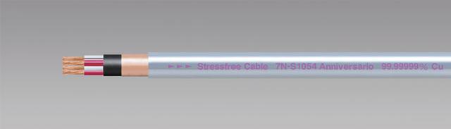 画像: ACROLINK、Anniversarioシリーズにスピーカーケーブル「7N-S1054」がラインナップ。素線50本を4本構成とした