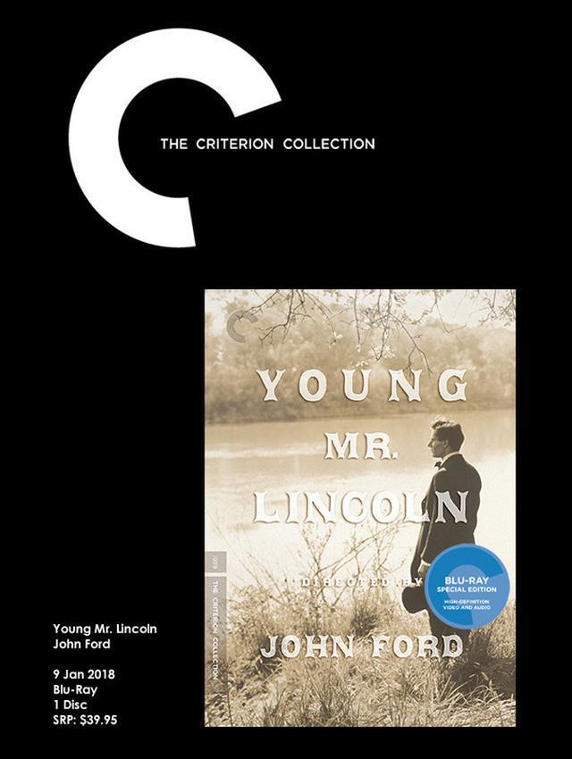 画像: 映画番長の銀幕旅行 10/25公開:クライテリオンからのお知らせ《2》 ジョン・フォード監督作『若き日のリンカン』