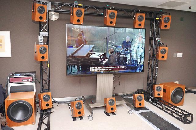 画像: OTOTEN2018レポート[6]8K SUPER Hi-VISION体験、ヤマハ、オンキヨー&パイオニア、アイレックス、ラックスマン