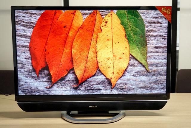 """画像: 新生オリオン、第一弾は音のいい液晶テレビ""""極音""""(きわね)シリーズ。32型と24型を10月発売"""