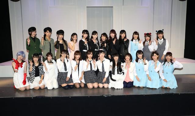 画像: 相笠萌、小原莉子/舞台「終わらない歌を少女はうたう」、感動とともに、9/18まで新宿村LIVEで上演中