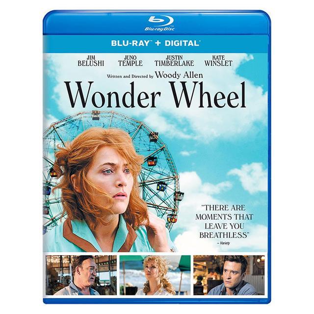 画像: 映画番長の銀幕旅行01/12:『ワンダー・ホイール』Amazon製作/配給のウディ・アレン監督作。ケイト・ウィンスレット主演