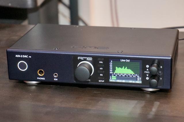 画像: SSO新製品レビュー:RMEのDAC「ADI-2 DAC」は音源に含まれる情報を余すことなく忠実に再現する逸品