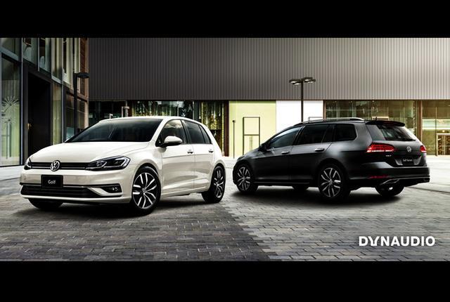 画像: ワーゲン、ゴルフとティグアンにいい音仕様の限定車「ディナウディオエディション」を発売