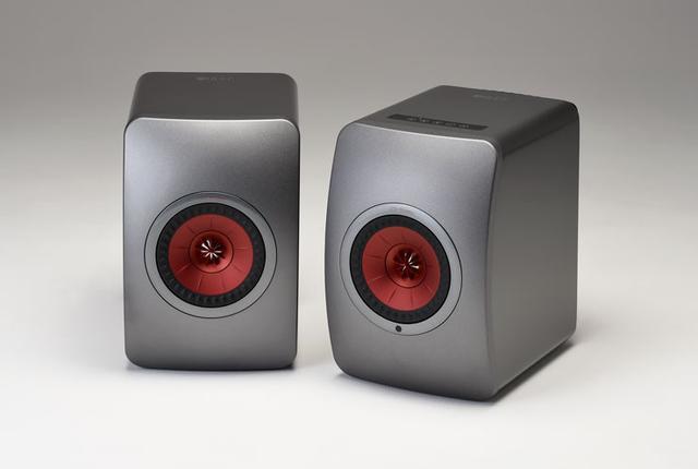 画像: KEF LS50 Wirelessレビュー:2Way点音源「Uni-Q」ドライバーで音楽の軸をブレなく描く、ワイヤレスアクティブスピーカー