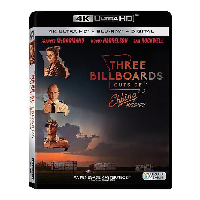 画像: 4K UHD Blu-rayレビュー『スリー・ビルボード』アカデミー賞6部門ノミネート&2部門受賞の傑作ドラマ