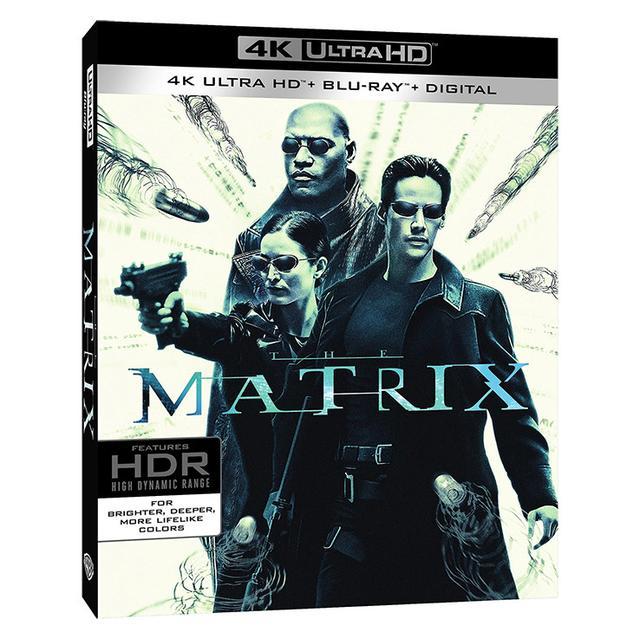画像: 映画番長の銀幕旅行3/14『マトリックス』4K UHD Blu-rayで蘇るキアヌ・リーヴス主演SFアクション