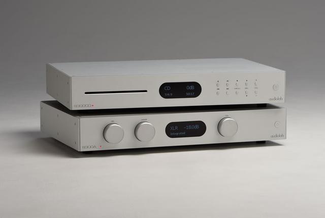 画像: 日本再上陸の英オーディオラボのCDプレーヤー「8300CD」とプリメインアンプ「8300A」をレビュー