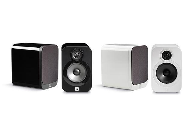 画像: Q Acousticsのスピーカー3000シリーズが、価格改定で最大ペア4.4万円値下げ! グロスブラック/ホワイトのカラバリも追加