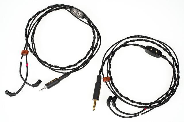 画像: ブリスオーディオ、JH Audio用リケーブル「Octa14Ref. for JH4pin」を発売。2.5mm/4.4mmバランス対応