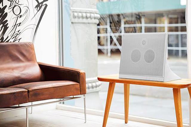 画像: MASTER&DYNAMIC、初のBluetoothスピーカー「MA770」、4/6に発売。材質とデザインに新趣向を凝らした。22.8万円!