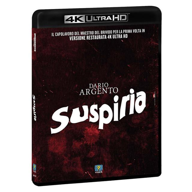 画像: 映画番長のUHD Blu-rayレビュー:『サスペリア』 ダリオ・アルジェント監督の傑作イタリアンホラー