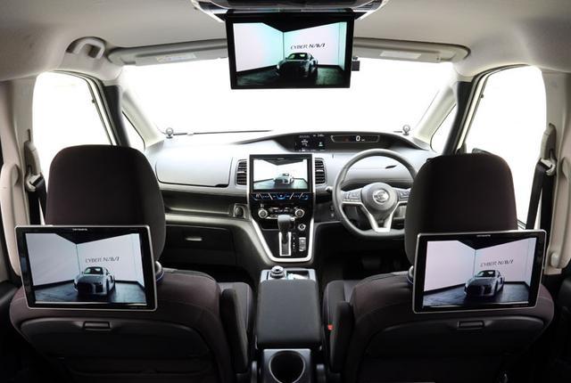 画像: 17年サイバーナビのもう一つの顔:車種専用大画面モデルのすごいところ「エキスパートチューニング」を探る<前編>