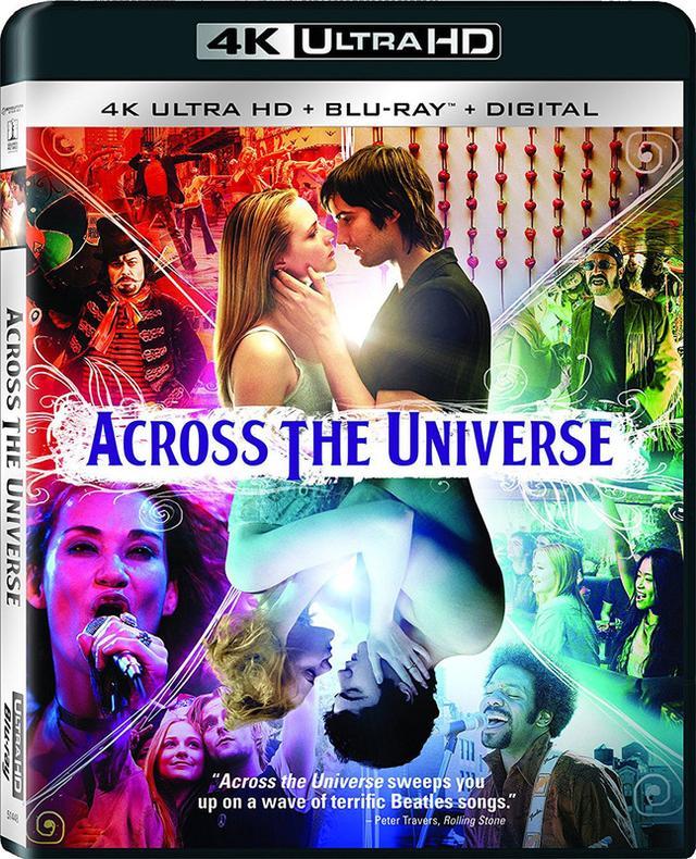画像: 映画番長の銀幕旅行 11/20公開:ビートルズナンバーで彩る青春ミュージカル 『アクロス・ザ・ユニバース』(UHD Blu-ray)