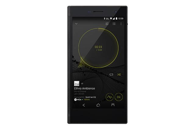 画像: オンキヨー、DAP内蔵スマートフォン「GRANBEAT」の最新ファームウェアを公開。キーカスタマイズを充実