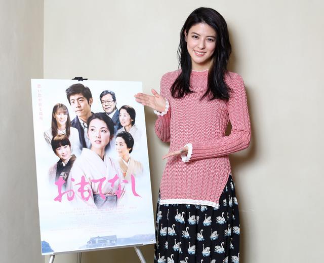 画像: 藤井美菜/現在公開中の日台合作映画『おもてなし』で、繊細で芯のある日本人女性を好演